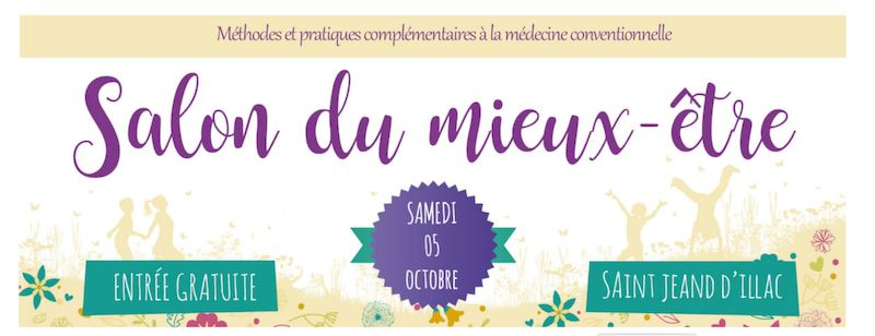 Conférence d'ouverture du salon du Mieux-Etre de Martignans par Florence POUSSET